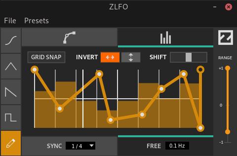 ZLFO screenshot